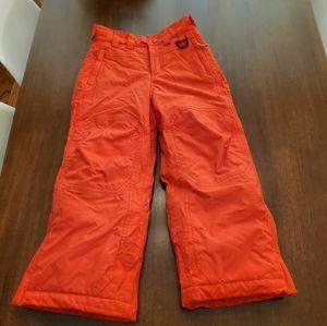 L L Bean Boys Cold Buster Snow Pants